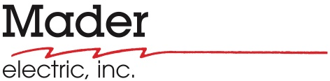 Mader Electric, Inc Logo