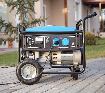 bigstock-Portable-Electric-Generator--58505540