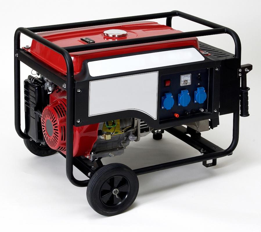 bigstock-Portable-Electric-Generator-I-110153189