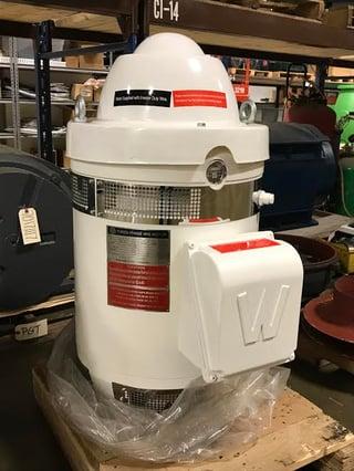 Vertical Hollow Shaft (VHS) Pump Motor