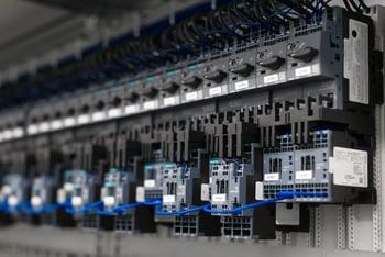 Industrial Control Panel Contactors