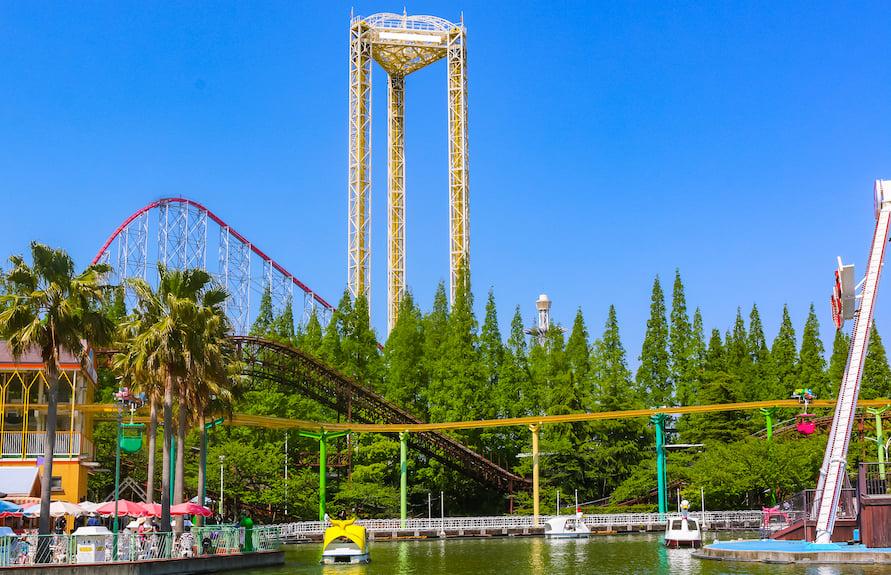 bigstock-Amusement-Park-Rides-In-Vacati-368768359
