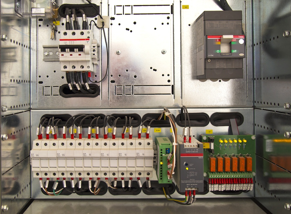 Automation Control Panels for Manufacturers in Florida